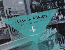 Claudia Adrien Writing Portfolio: 2012