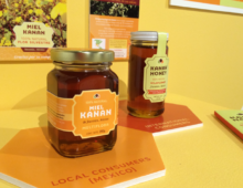Kanan Honey: labeling and promotional